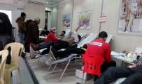 SÜLEYMAN KOÇ - İdil'de Kan Bağış Kampanyası