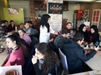 İşaret Dili Eğitimi Alan Kursiyerler Sosyal Deney Yaptı