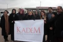 AYDIN YILMAZ - KADEM Halepli Kadın Ve Çocukların Yanında