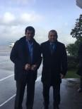 KATAR EMIRI - Katar Büyükelçisi Şafi Yarın Yapılacak Olan Stat Açılışı İçin Trabzon'da