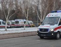 MEHMET KıLıÇ - Kayseri'de şehit ve yaralıların kimlikleri belli oldu