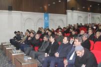 ŞAKIR ÖNER ÖZTÜRK - Mardin'de 'İslam Dünyasında Ve Türkiye'de Neler Oluyor' Konferansı