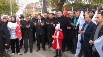 Osmaniye'de 'Halep'e Yol Açın' Kampanyasına Destek