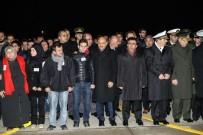 KOCAELİ VALİSİ - Şehit Özen'in Naaşı Kocaeli'ye Getirildi