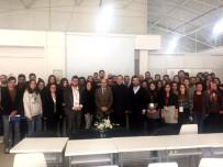 TAHSIN KURTBEYOĞLU - Söke Kaymakamı Kurtbeyoğlu, Üniversite Öğrencileriyle Buluştu