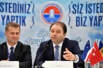TÜRKAN SAYLAN - Türk Dünyası Belediyeleri Maltepe'de Buluştu