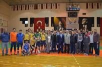 KUŞADASI BELEDİYESİ - Üniversitelerarası Basketbol 2. Lig Maçları Sona Erdi
