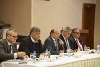 YıLMAZ ŞIMŞEK - Vali Çiçek, Dalaman'da Ekonomi Toplantısına Katıldı