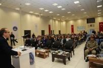 MILLIYETÇILIK - Vali Yavuz, Kız Öğrencilerle Buluştu