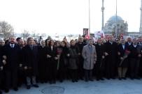 AYŞENUR BAHÇEKAPıLı - AK Parti İstanbul Milletvekilleri Şehitler Tepesi'nde Dua Etti