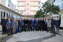 MUSTAFA SAVAŞ - Aydın AK Parti'den Çevik Kuvvet İle Jandarmaya Moral Ve Destek Ziyareti