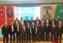 MEHMET MÜEZZİNOĞLU - Başkan Toçoğlu 'Yerel Yönetimler 1. Bölge İstişare Ve Değerlendirme' Toplantısına Katıldı