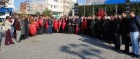 MAZLUM NURLU - CHP'den Terör Saldırılarına Tepki