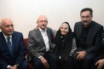 ADNAN KESKİN - CHP Genel Başkanı Kılıçdaroğlu, Yarbay Ali Tatar'ın Annesini Ziyaret Etti