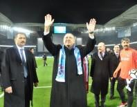 KATAR EMIRI - Cumhurbaşkanı Erdoğan ve Katar Emiri Al Sani Trabzon'da