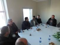 CENK ÜNLÜ - DİGİAD Yönetimi AK Parti'yi Ağırladı