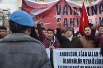 GIYABİ CENAZE NAMAZI - Eskişehir'de Şehitler İçin Gıyabi Cenaze Namazı Kılındı