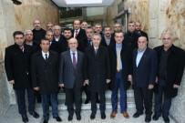 AHMET ORHAN - İşadamları Elazığ'da