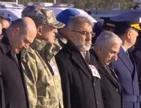 Kayseri'de şehit olan 5 asker memleketlerine uğurlandı