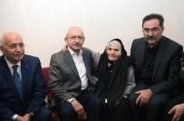 ADNAN KESKİN - Kılıçdaroğlu Yarbay Ali Tatar'ın Annesini Ziyaret Etti