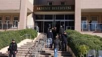 YÜKSEL MUTLU - Mersin'de HDP'li Akdeniz Belediyesi'ne Kayyum Atandı