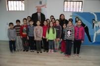 KAZıM KURT - Odunpazarı'ndan Çocuklara Halk Oyunları Kursu
