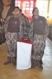 ERSIN YAZıCı - Özel Harekat Polisleri Göreve Hazır