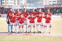 EYÜPSPOR - Tokatspor Sahaya Ay-Yıldızlı Tişörtle Çıktı