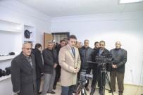 BÜLENT TEKBıYıKOĞLU - Ahlat'ta Yeni Bir Fotoğraf Stüdyosu Açıldı