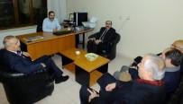 BURHAN KAYATÜRK - AK Parti Heyetinden İHA'ya Ziyaret