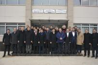 MEHMET ŞÜKRÜ ERDİNÇ - AK Parti Milletvekilleri Hatay'da