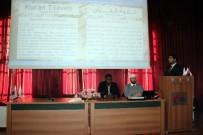 TURAN ARSLAN - Arslan Açıklaması 'Türkiye'nin Arapça Bilenlere İhtiyacı Var'