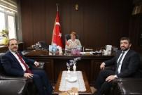 ADALET KOMİSYONU - Başkan Şahin'den 'Adalet' Vurgusu