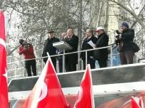 İSMAIL KONCUK - Başkent'te 'Teröre Hayır' Eylemi