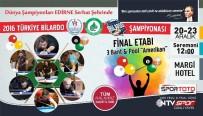 SEMİH SAYGINER - Bilorda Şampiyonası Edirne'de