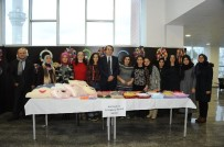 ENGELLİ ÖĞRENCİ - Bülent Ecevit Üniversitesi'nden Anlamlı Sergi