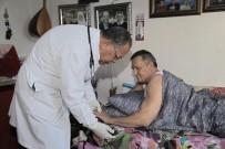TIBBİ DESTEK - Büyükşehir'in Evde Bakım Hizmeti 26 Bin Vatandaşa Ulaştı