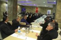 LÜTFI EFIL - Büyükşehir, Muhtarlarla İstişare Toplantıları Yapıyor