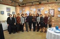 ATİLLA ÖZER - Çini Sevdalısı Kadınlar Emeklerini Sergiledi