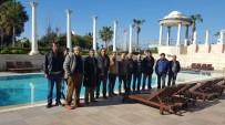 BEACH - Didim'de Havuz Suyu Operatörlüğü Kursu Düzenlendi