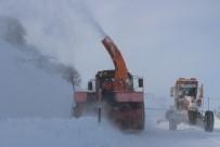 Elazığ'da Kar Nedeniyle Kapanan 362 Köy Yolu Açıldı