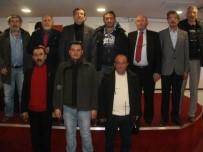 OLTA - ESABDER Ankara'daki İstişare Toplantısına Katıldı