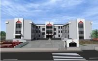 OKUL BİNASI - Fatsa'ya 24 Derslikli Yeni Okul Müjdesi