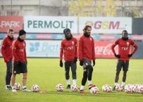 FLORYA - Galatasaray'da Kupa Hazırlıkları Başladı