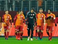 MENİSKÜS - Galatasaray'da sakatlık şoku!
