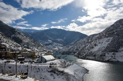 Gümüşhane Baraj Ve Göletler Şehri Oldu