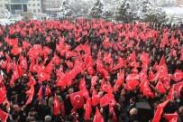 İLİM YAYMA CEMİYETİ - Hakkari'de 'Teröre Lanet' Mitingi