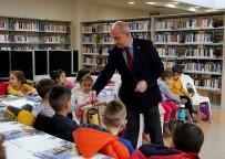 KUTADGU BILIG - İstanbul'un En Çok Ziyaret Edilen Halk Kütüphanesi Büyükçekmece'de
