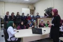 CEVHER DUDAYEV - KAÇEM Kursiyerlerine Sağlık Eğitimi Veriliyor