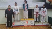 KAĞıTSPOR - Kağıtsporlu Karateciler Yine Birinci Sırada